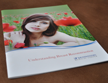 'Understanding Breast Reconstruction' Patient Educational Booklet